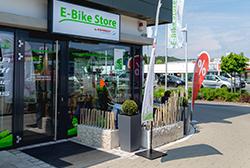 Besuchen Sie unseren E-Bike Store in Marburg/Wehrda