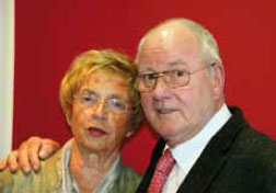 Hannelore und Helwig Suntheim