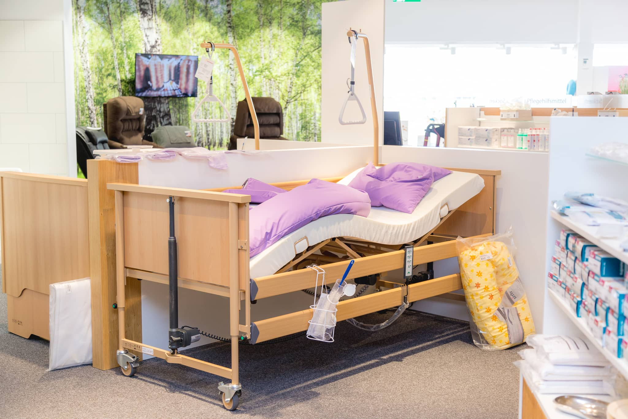 Pflegehilfsmittel und Krankenpflege-Beratung bei Kaphingst in Homberg/Efze