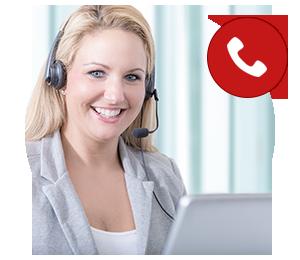Telefonische Beratung erhalten Sie über unsere kostenlose Servicehotline