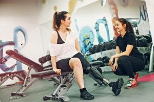 Prothesen von Kaphingst erhalten die Beweglichkeit und Mobilität