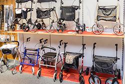 Rollstühle & Rollatoren bei Kaphingst in Homberg/Efze