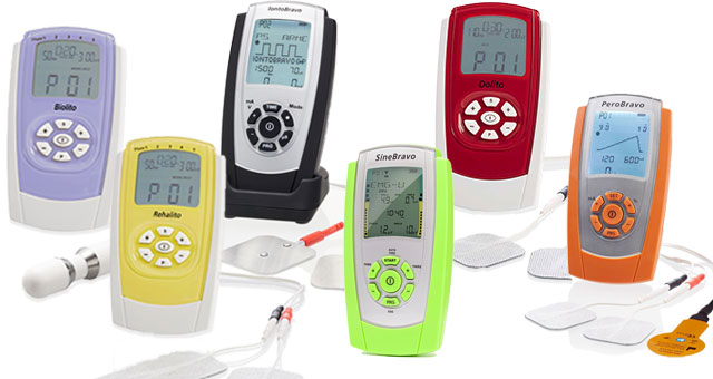 TENS- und EMS-Geräte mit und ohne Rezept bei Kaphingst bestellen